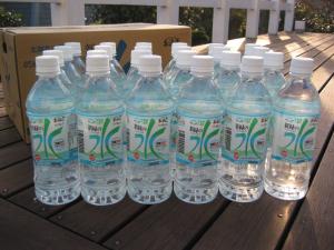 北海道八雲の天然水  新緑の水(500ml)