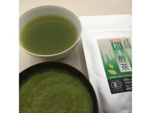 有機栽培粉末煎茶 70g