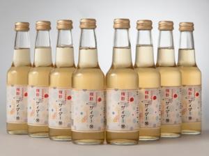 梅酢サイダー250ml×8本