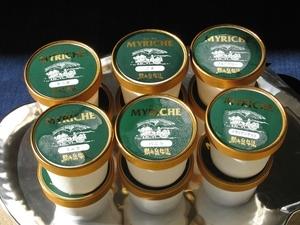 駒ケ岳牛乳のアイスセット