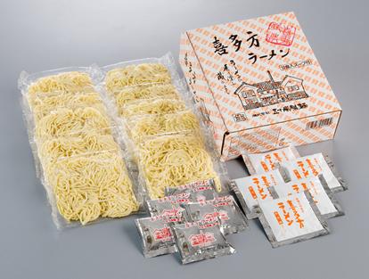 喜多方ラーメン10食セット