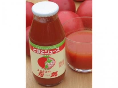 下川トマトジュース 元気 180ml×6本×2