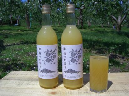 完熟りんご果汁