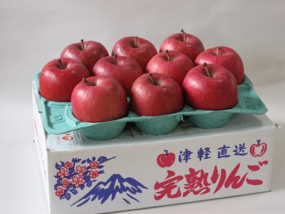 特選サンふじ       3kg (8~10個)