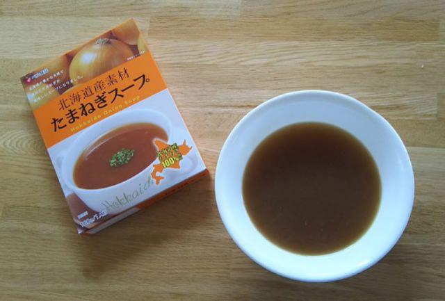 北海道素材 たまねぎスープ