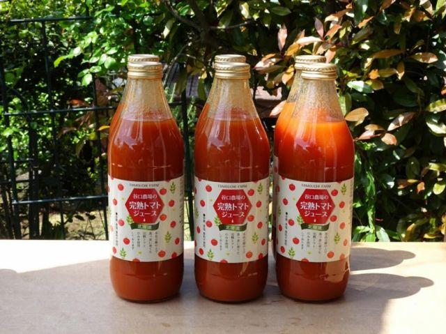完熟トマトジュース